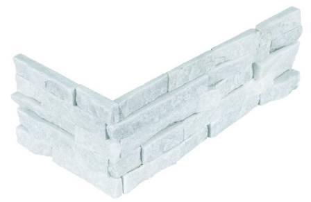 DUNE brick corner bianco