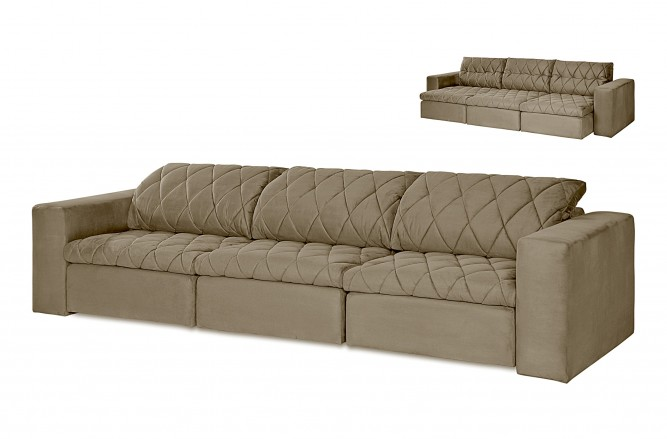 SKGL Sofa Retratil Oscar