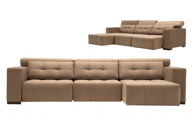 SKGL Sofa Retratil Pixel