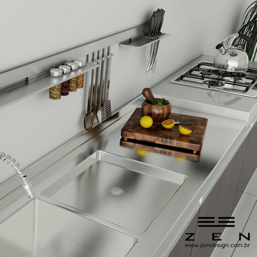 Acessorios de Cozinha ZEN