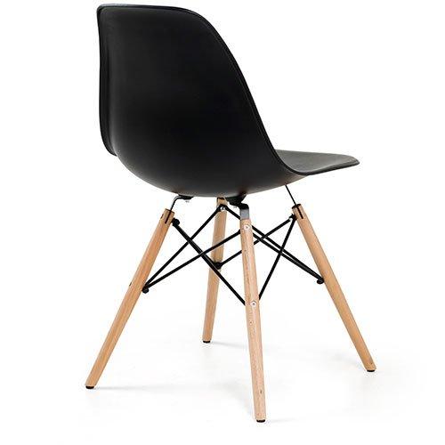 Cadeira Arq Preta