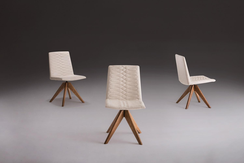 Cadeira SPIN Keya Base G1