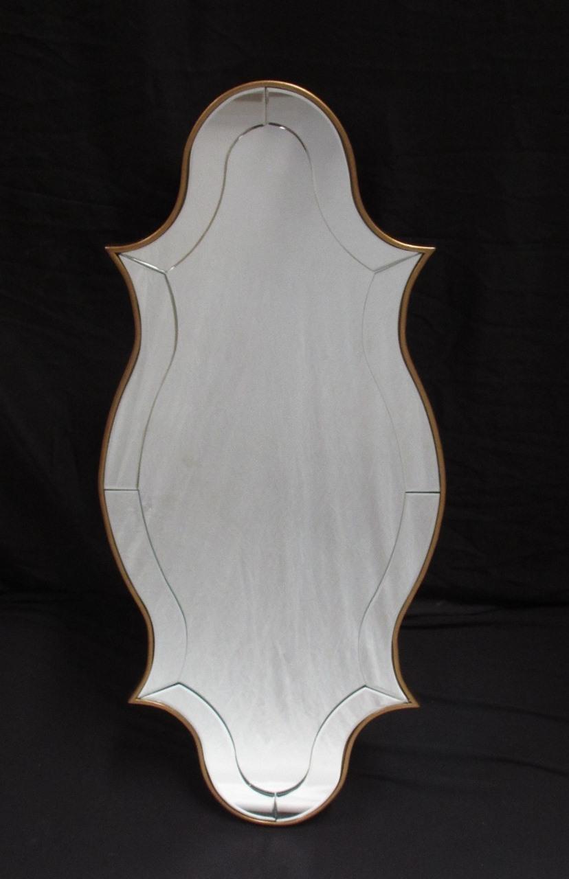 Espelho Clássico em Resina 173