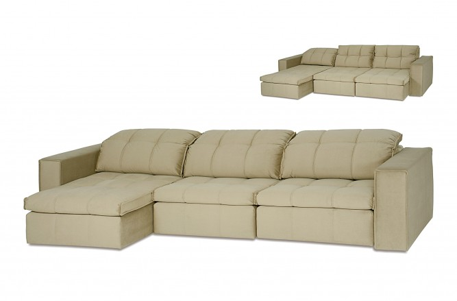 SKGL Sofa Retratil Sander