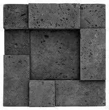 Travertine Blocks Carvão