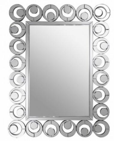 9 Espelho decorativo retangular