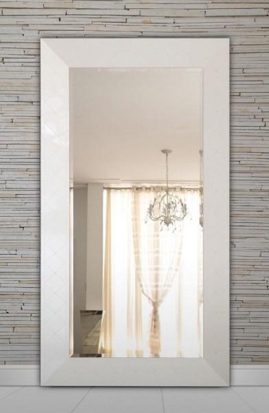 3PC20_Espelho com Moldura Laca Branca Chanfrada e Bisotada_2