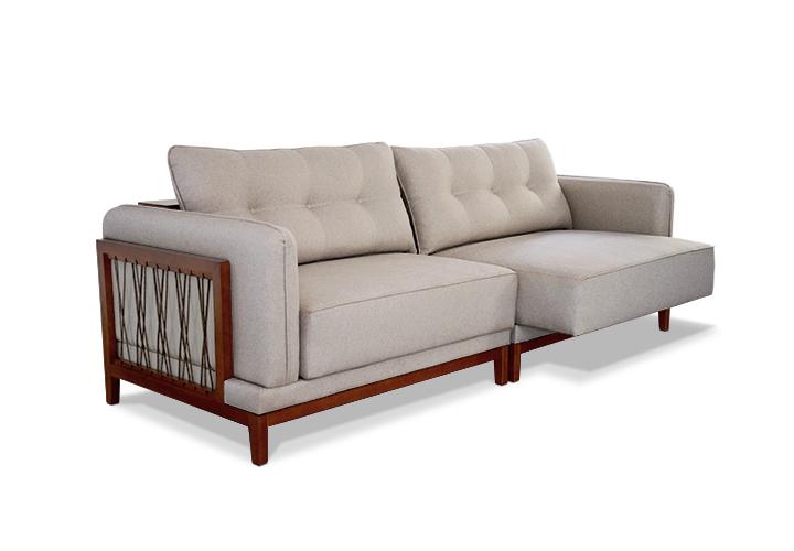 Sofa Versatti Retrátil