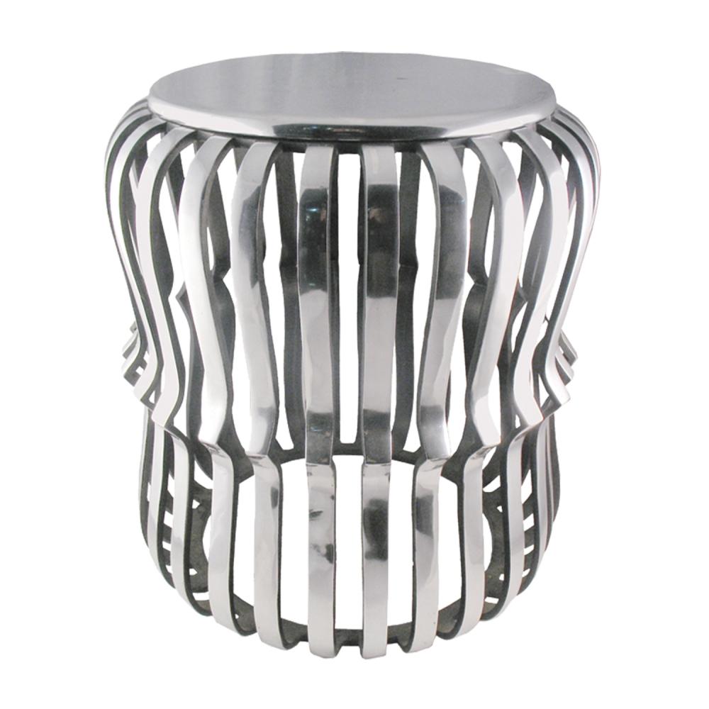 Seat Garden aluminio prateado MHI0003