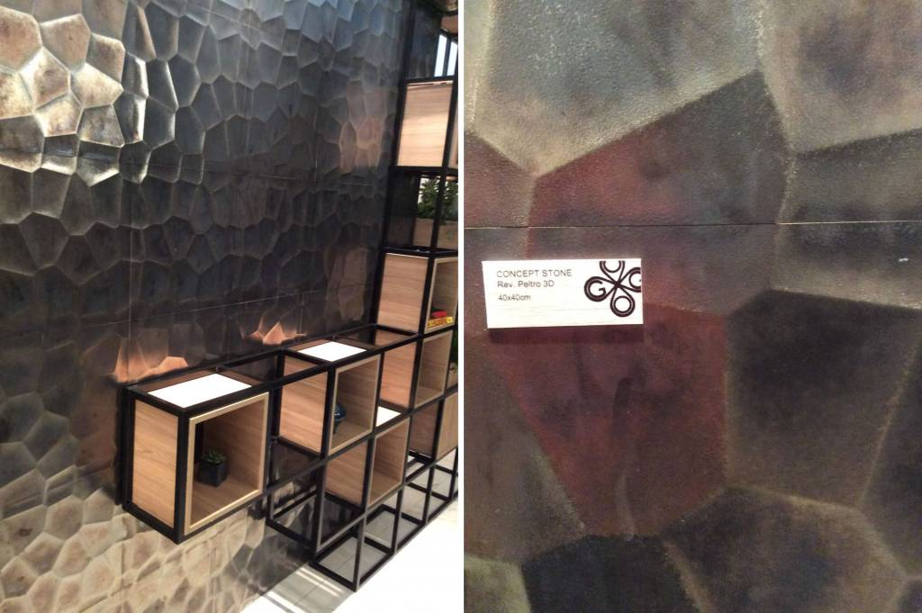 Concept Stone Modulo 3D peltro