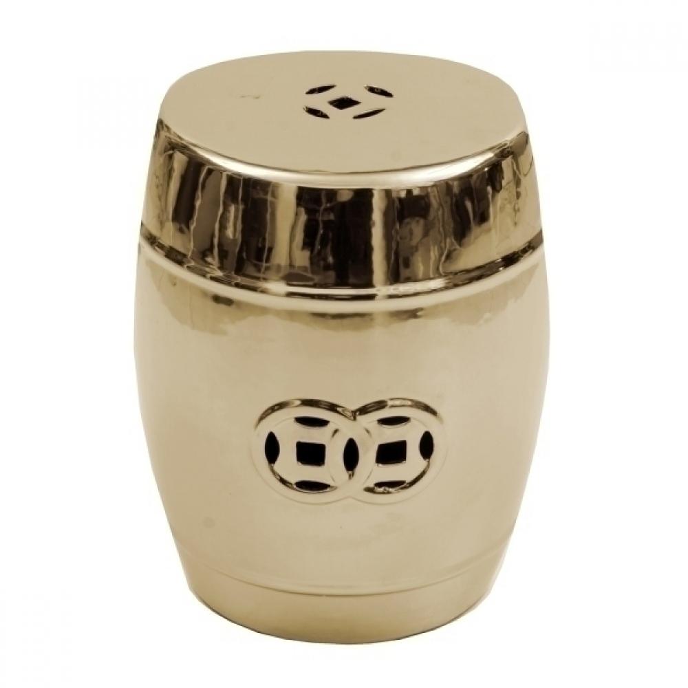 Seat Garden ceramica dourado DU0063