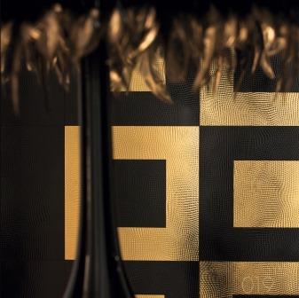 Luxoring Cornice Oro Nero e Nero Oro