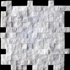 7CP Mármore Branco Rajado 26 XQT