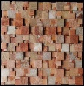 7CP Pedra Caxambú Rosa 21T