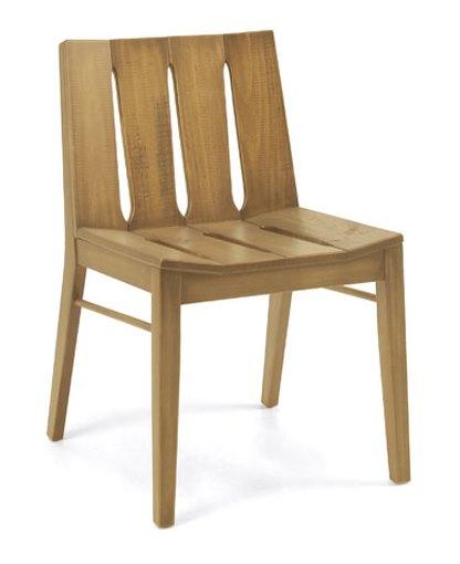 Cadeira Ripa Palha