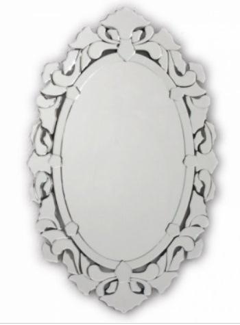 31 Espelho Veneziano oval