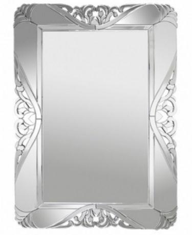 14 Espelho decorativo retangular