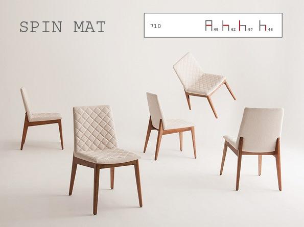 Cadeira SPIN MAT