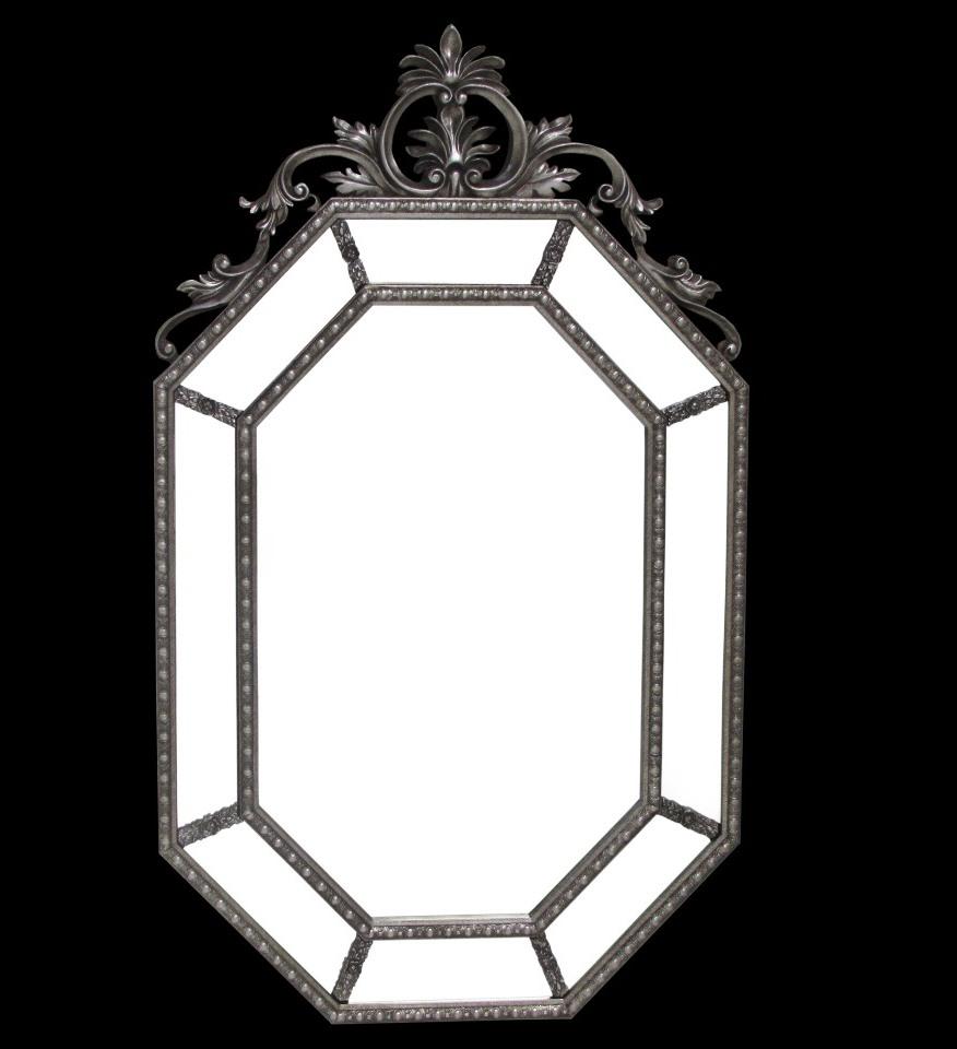 Espelho Clássico em Resina 84