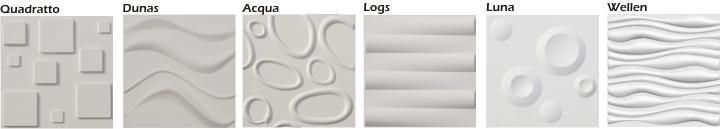 3D Decor - Placas 50 x 50 cm