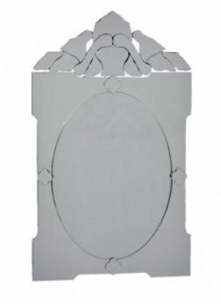 20 Espelho Veneziano retangular