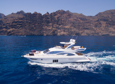 Introducing the newest addition to our listings... The PLATINUM Motor Yacht