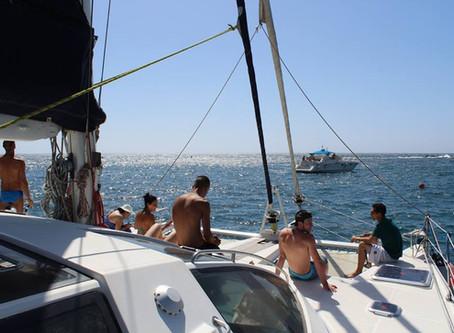 Introducing the Abrazo Catamaran