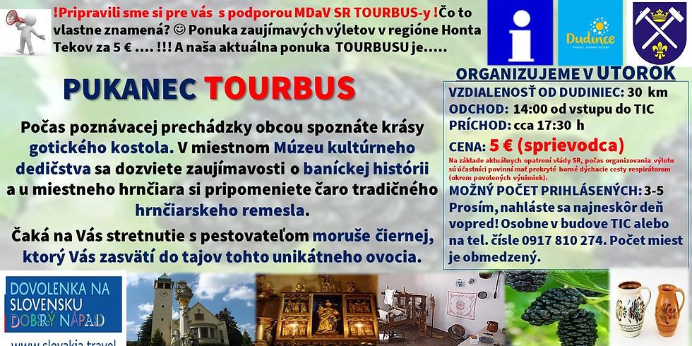 TOURBUS Pukanec