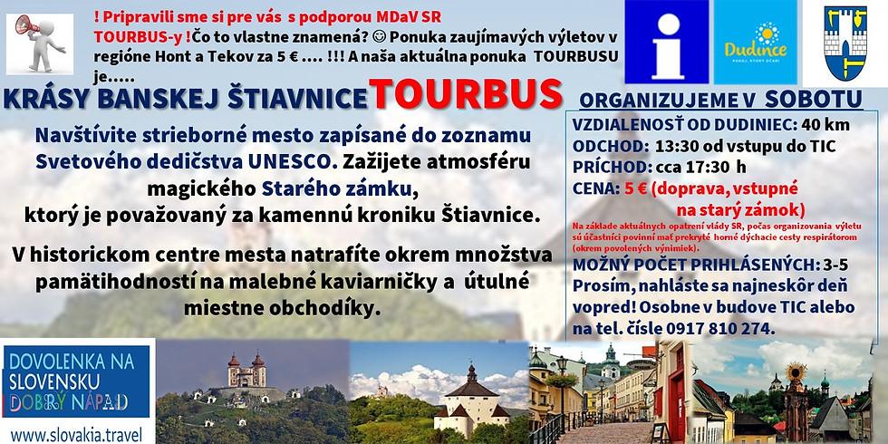 TOURBUS Banská Štiavnica
