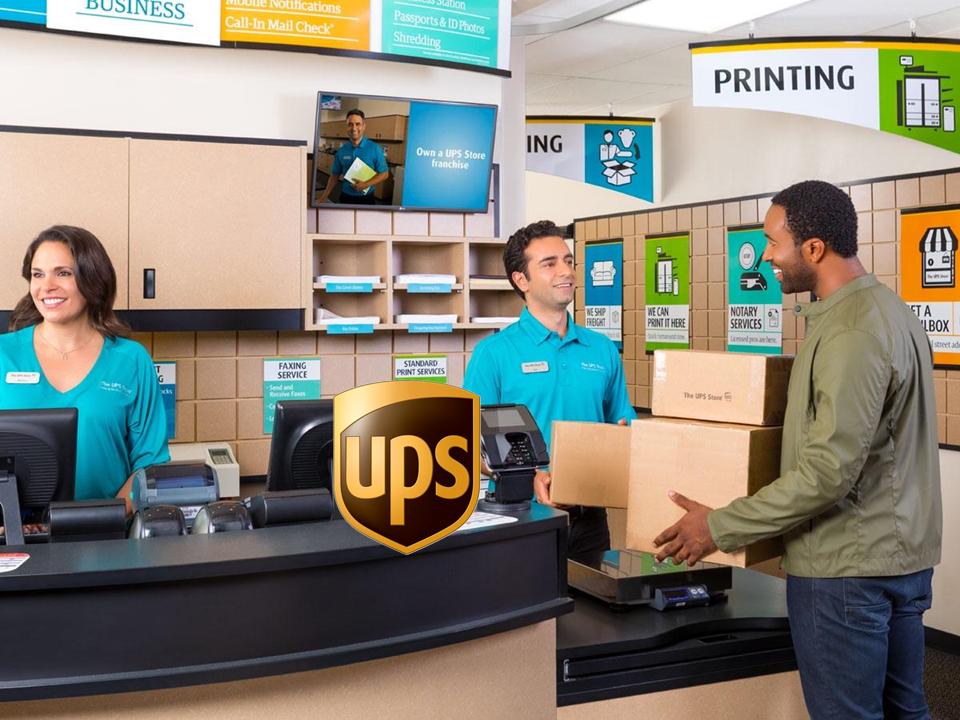 UPS-Service