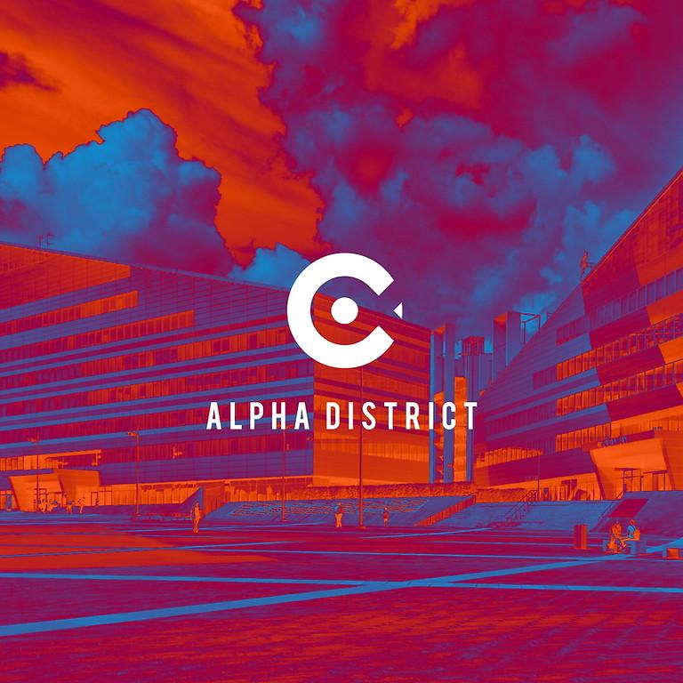 Rinviato al 2021 / Alpha District