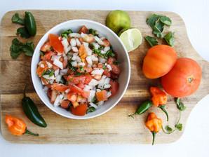 Spicy Pico Recipe