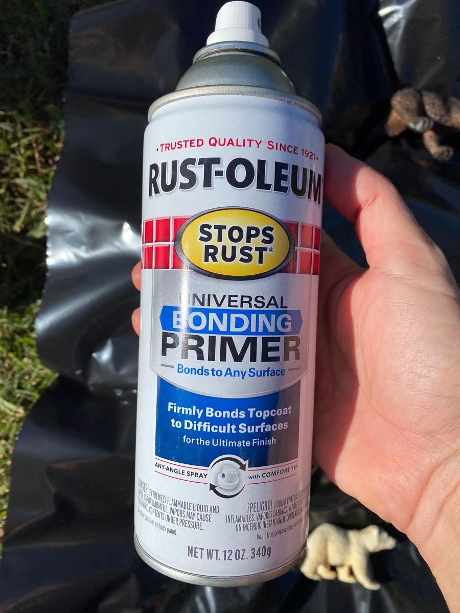 rustoleum bonding primer