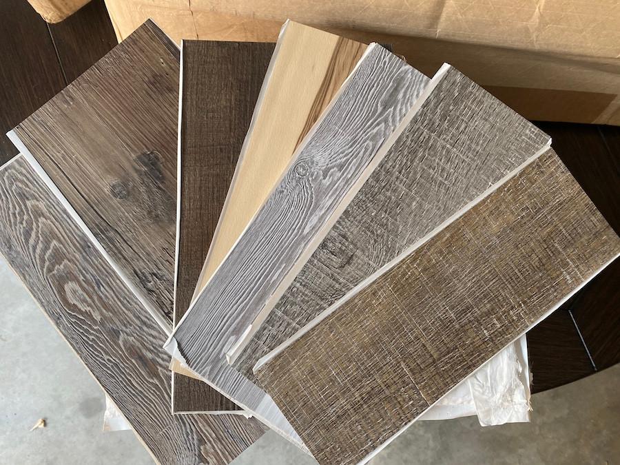 dura decor flooring samples