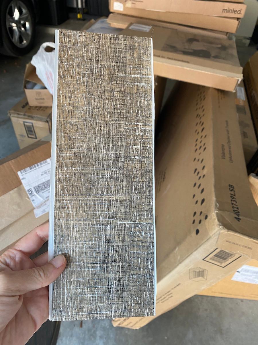dura decor roughcut lumber sienna