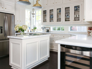 Painting Our Countertops to Look Like Marble With a Giani DIY Paint Kit