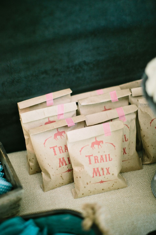 Cowboys and Indians Kid Birthday Party Ideas
