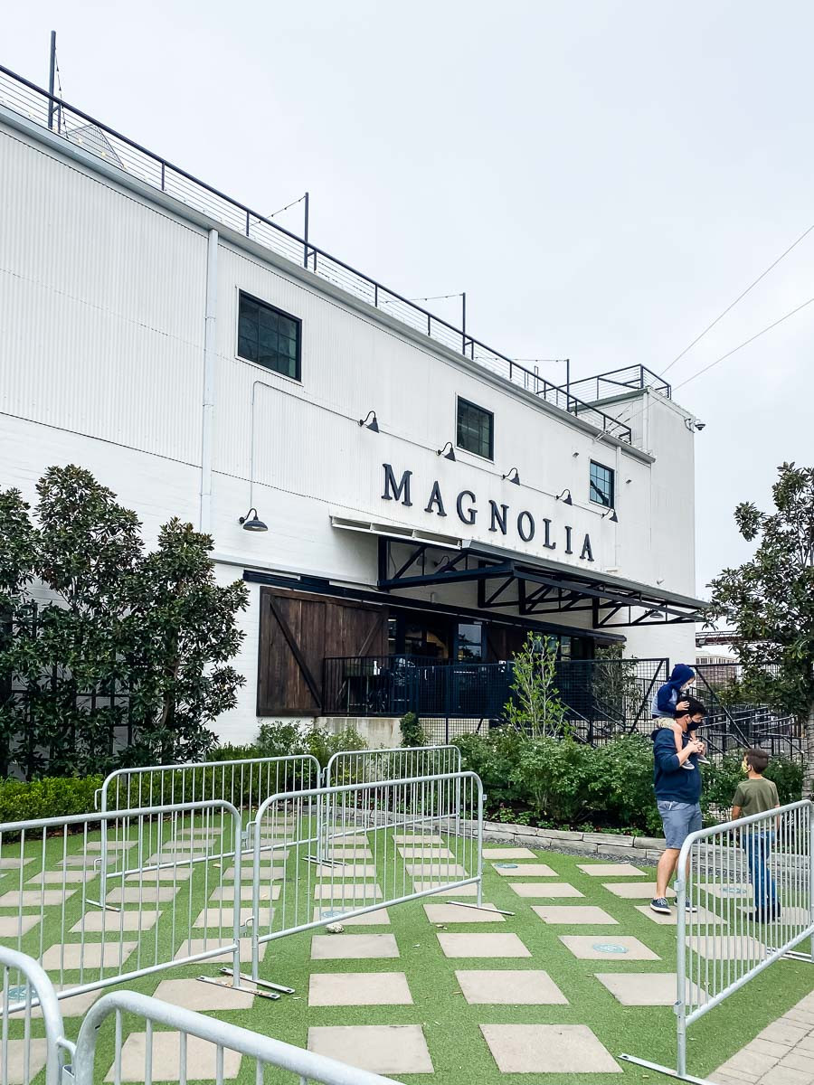 Magnolia Market and Silos trip planning information, how to plan a trip to magnolia