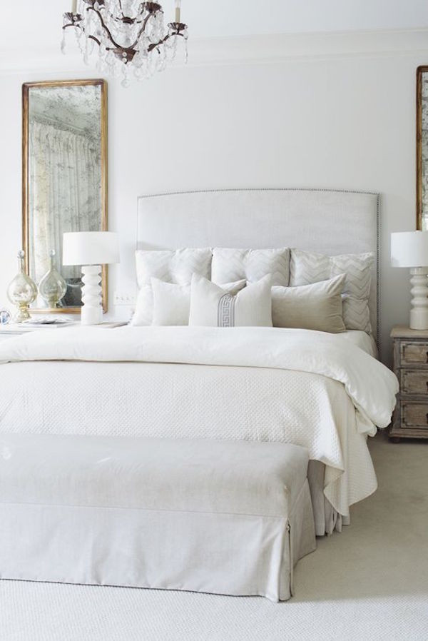 classic and modern bedroom design