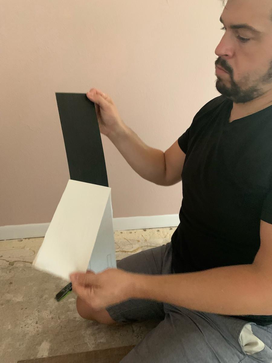 how to install duradecor vinyl