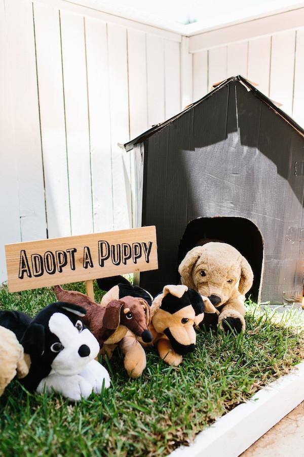 Puppy Dog Birthday Party Ideas