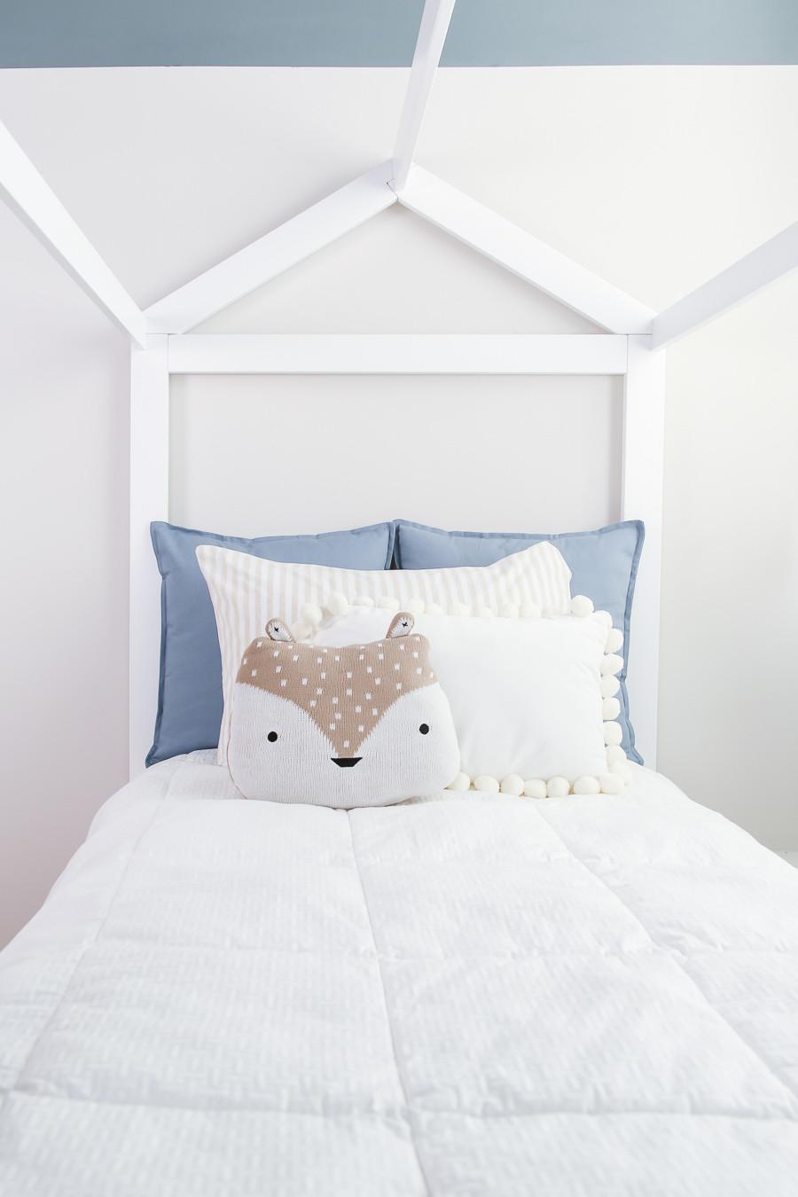 kids frame bed