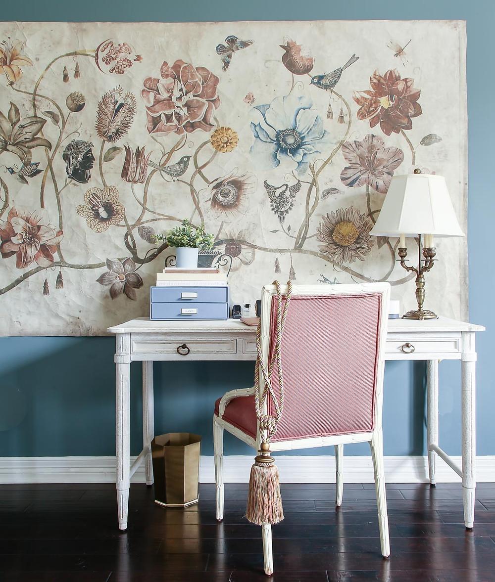 anthropologie vase of wonder tapestry