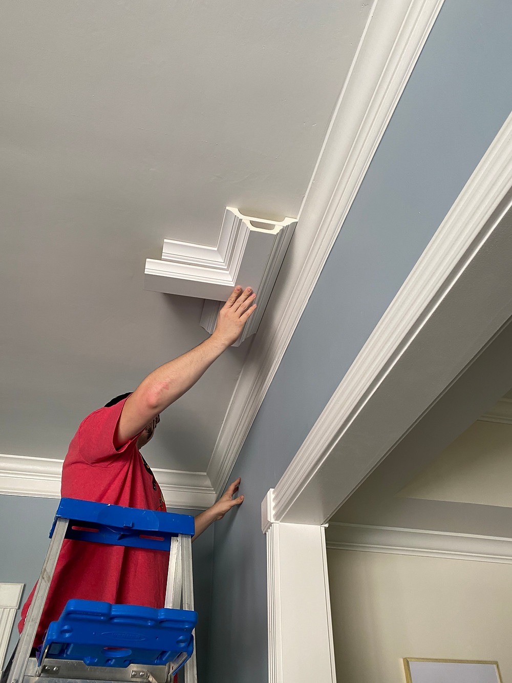 ekena millwork deluxe coffered ceiling system