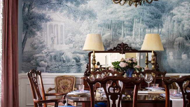 Reworking the Dining Room