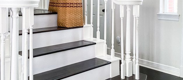 Staircase Basket Round-up
