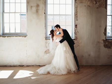 Emery & Zach - Married!