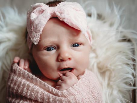 Baby M - Newborn!