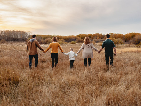 A Few Fall Families
