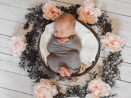 Baby Rachel - Newborn Session